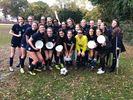 <p>Varsity Soccer had an undefeated season and won the city championship on October 29th!</p>